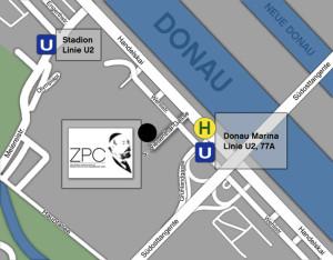 ZPC Straßenkarte